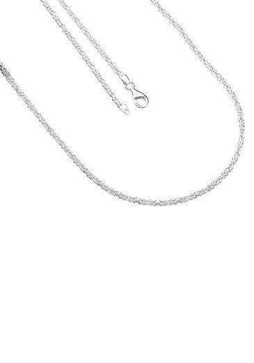 Firetti Königskette »2,6 mm breit, glanz, quadratische Form«