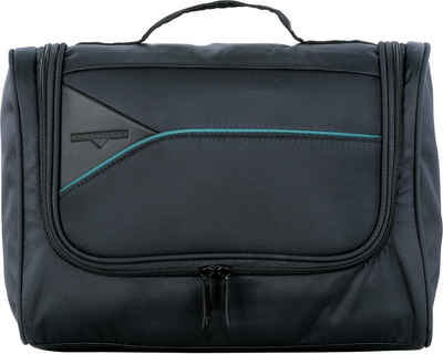 Hardware Beautycase »SKYLINE3000, black/petrol«