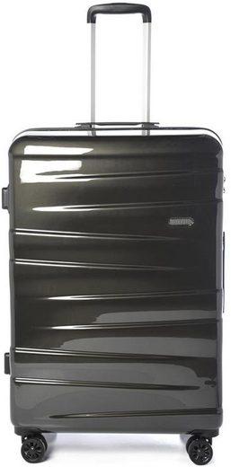 EPIC Hartschalen-Trolley »VISION, 75 cm, black pearl«, 4 Rollen