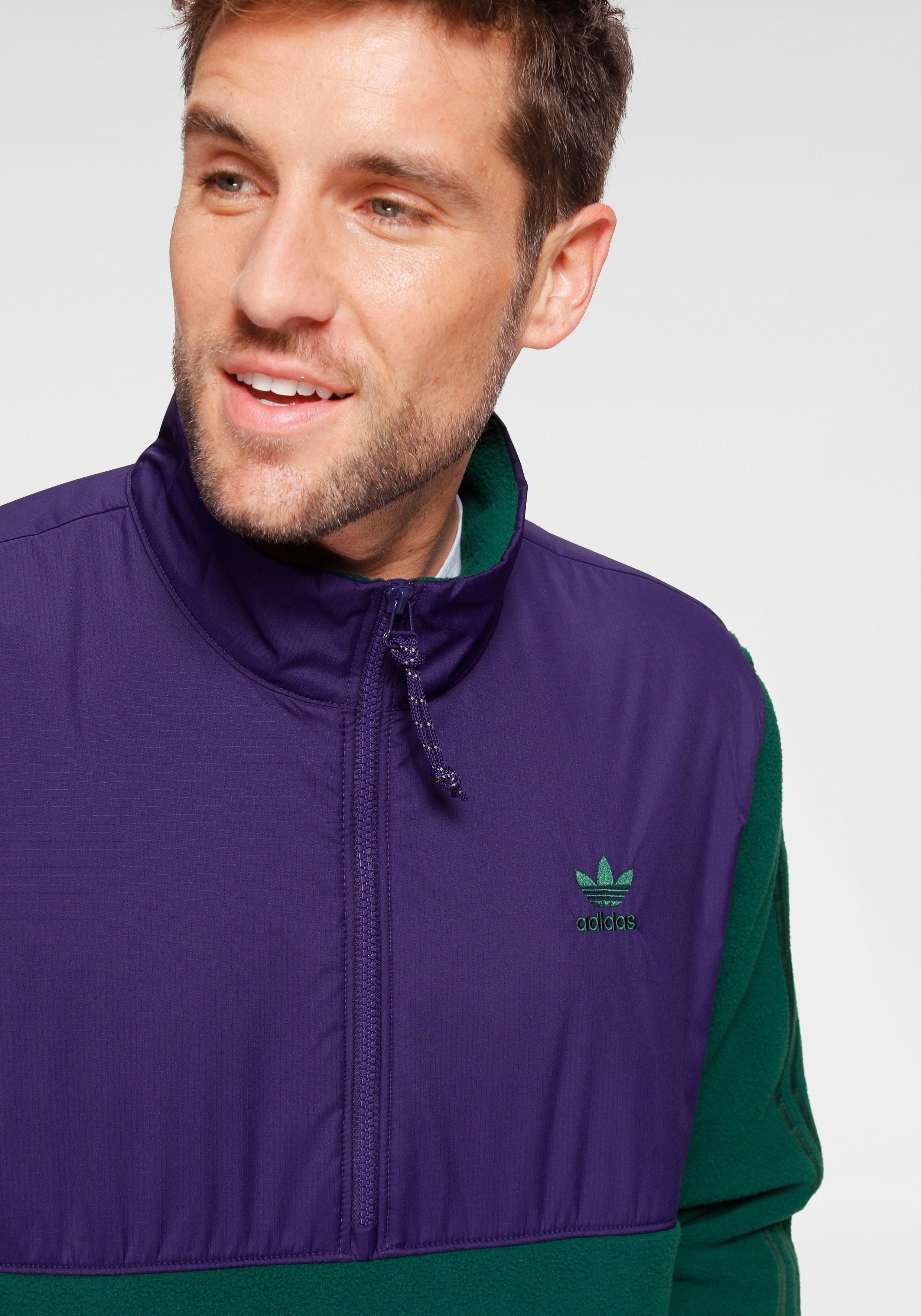 adidas Originals Fleeceshirt WINTERIZED HALF-ZIP TOP online kaufen rSWyIq