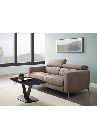 PLACES OF STYLE Trivietė sofa »California«
