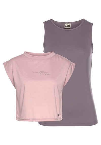 Ocean Sportswear Yoga & Relax Shirt »Soulwear - 2-tlg. Yoga Shirt & Top« (Set)