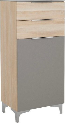 Maja Möbel Schuhschrank »SHINO Garderobe« Oberplatte in ESG-Sicherheitsglas, Schubladen mit Filzeinlagen