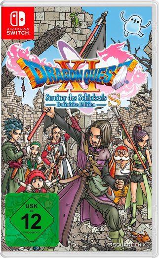 DRAGON QUEST XI S: Streiter des Schicksals – Definitive Edition Nintendo Switch