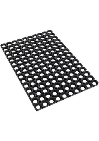 ANDIAMO Durų kilimėlis »Gummi Ringmatte« recht...