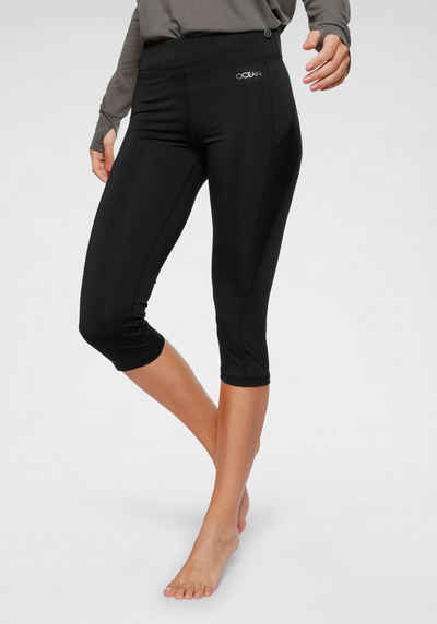 Ocean Sportswear Yogatights »3/4 Yoga-Tights« mit Mesh-Einsätze