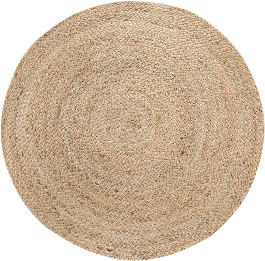 Teppich »Mamda 2«, LUXOR living, rund, Höhe 4 mm, maschinell geknüpft, Boho-Style