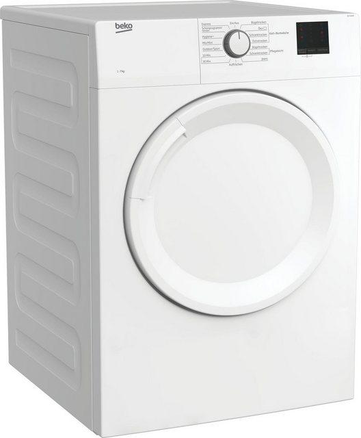 BEKO Ablufttrockner DV7110N, 7 kg | Bad > Waschmaschinen und Trockner > Ablufttrockner | Beko