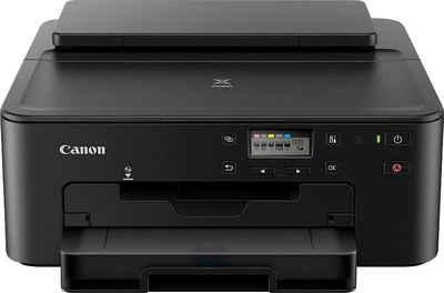 Canon PIXMA TS705 Tintenstrahldrucker, (LAN (Ethernet), WLAN (Wi-Fi), Bluetooth)