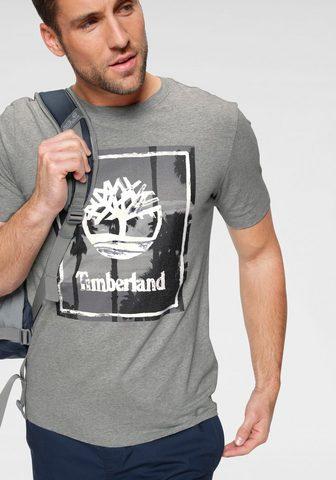 TIMBERLAND Marškinėliai »KENNEBEC RIVER PHOTO«