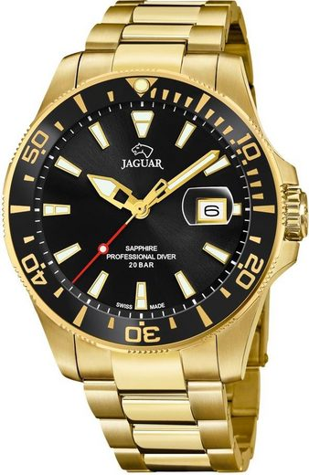 Jaguar Schweizer Uhr »Executive, J877/3«