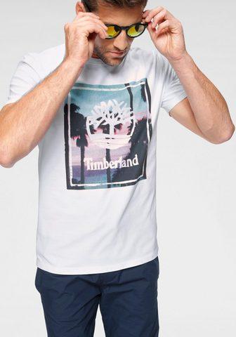 TIMBERLAND Marškinėliai »KENNEBEC PHOTO«