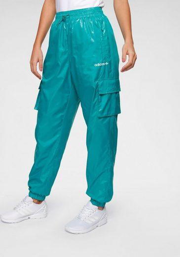 adidas Originals Cargohose »SHINY WINDWEAR PANT«