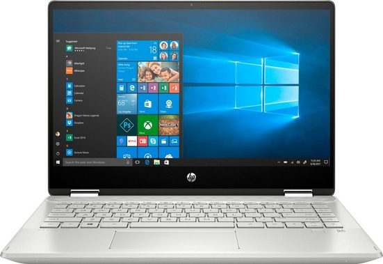 HP Pavilion x360 14-dh1000ng Convertible Notebook (35,6 cm/14 Zoll, Intel Core i5, 256 GB SSD)