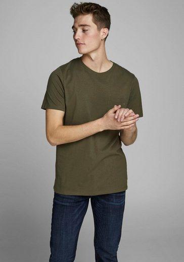 Jack & Jones T-Shirt »Pocket Tee«