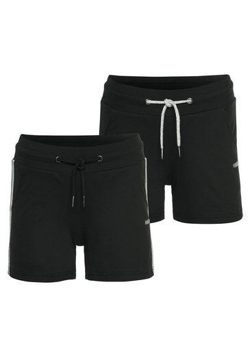 H.I.S Shorts »Essentials Shorts im Doppelpack« (2er-Pack)