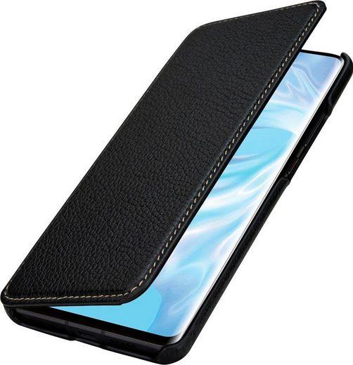 STILGUT Smartphone-Hülle »Book Type Case ohne Clip für Huawei P30 Pro« Huawei P30 Pro