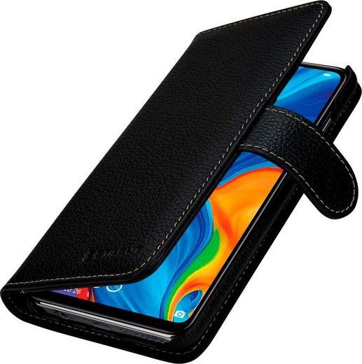 STILGUT Smartphone-Hülle »Talis Hülle mit Kartenfach für Huawei P30 Lite« Huawei P30 lite