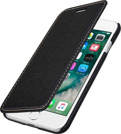 STILGUT Smartphone-Hülle »Book Type Case ohne Clip für Apple iPhone 7/8« iPhone 7 / 8