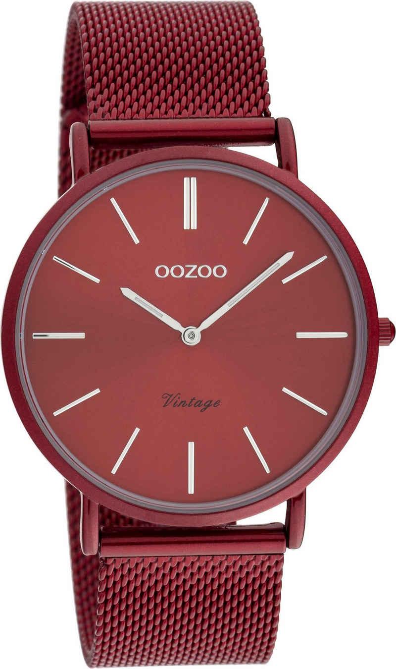 OOZOO Quarzuhr »C20001«