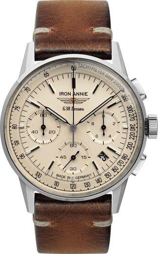 IRON ANNIE Chronograph »G38 Dessau, 5376-5«