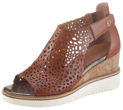 Tamaris »Alis« Sandalette mit eleganter Kreuzbandage online