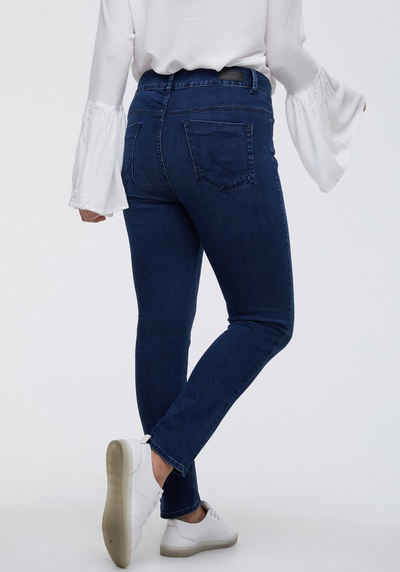 Love to be by LTB Slim-fit-Jeans »VIVIEN« Low Rise mit breitem 2- Knopf- Bund