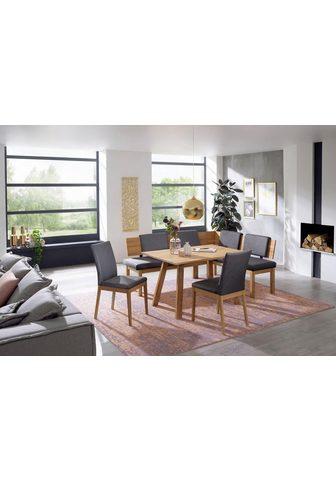 Kampinis virtuvės suolas su kėdėmis »R...