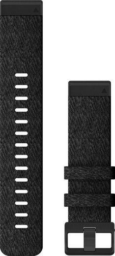 Garmin Ersatz-/Wechselarmband »Ersatzarmband QuickFit 22 mm Nylon«