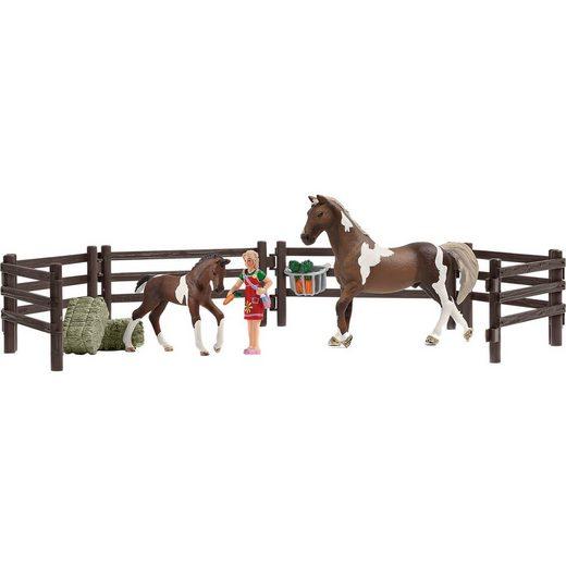 Schleich® 21049 Horse Club: Playset Pferdefütterung