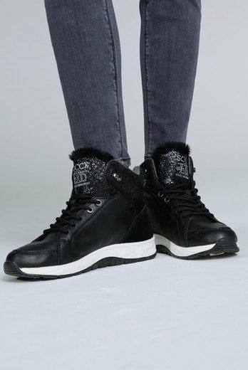 SOCCX Sneaker mit gepolstertem Einstieg
