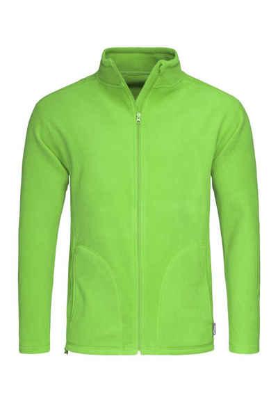 Stedman Fleecejacke »Outdoor Fleece Jacket« (1-St) mit Stehkragen