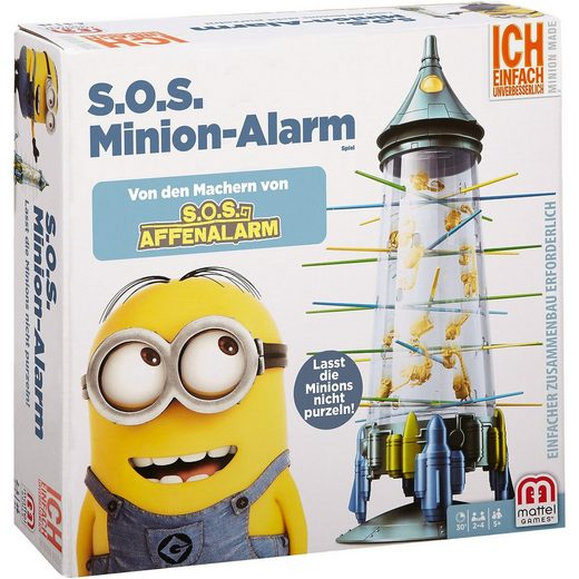 Mattel® Games S.O.S. Minion-Alarm