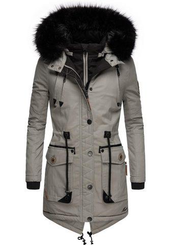 MARIKOO Žieminė striukė »Knutschkugel«
