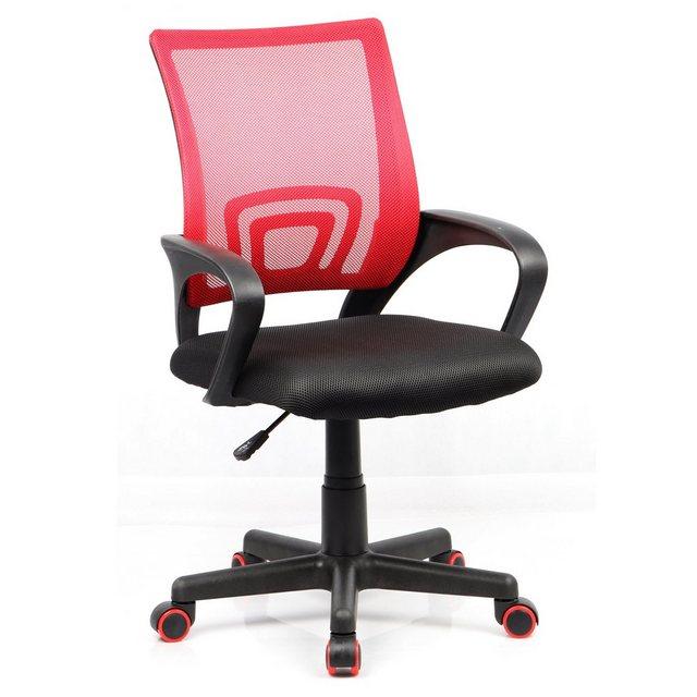 Bürostühle - VCM Bürostuhl Tinos » rot  - Onlineshop OTTO