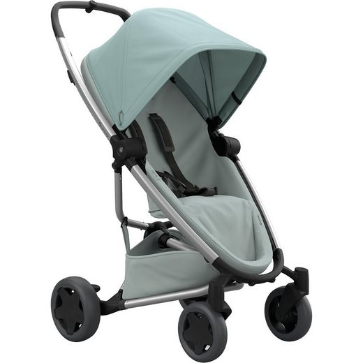 Quinny Buggy Zapp Flex Plus, Frost on Grey
