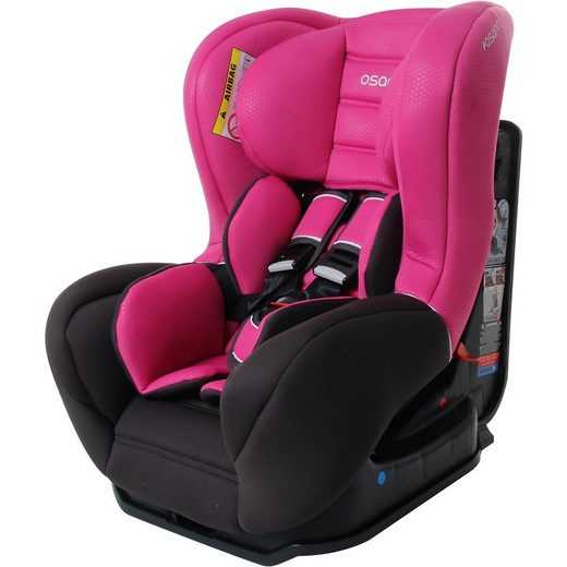 Osann Auto-Kindersitz Safety One, Rose