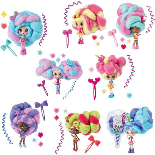 Spin Master Candylocks - Basic Doll