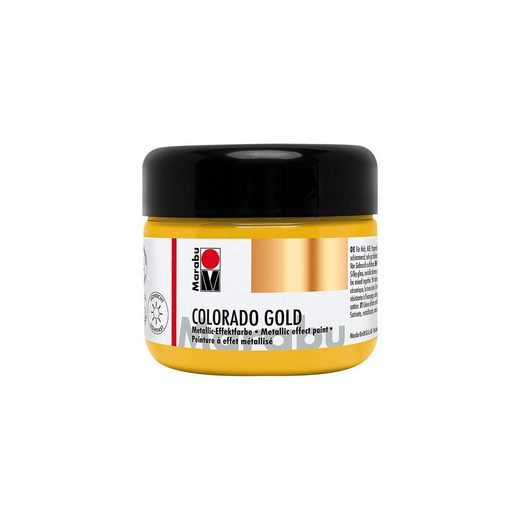 Marabu Colorado Gold, Gold Metallic, 225 ml