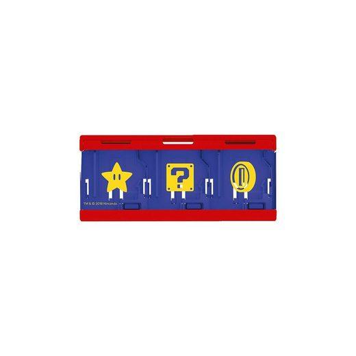 Nintendo Switch Mario Pop & Lock Spielkartenhalter