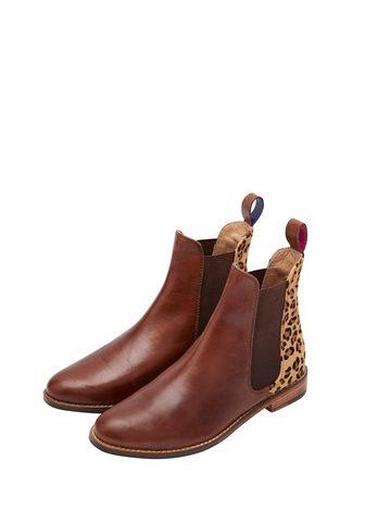 Укороченный ботинки в элегантный Desig...