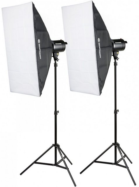 Blitzgeräte - BRESSER Studioblitz »BRM 300AM Studioblitz Set 2x 300W«  - Onlineshop OTTO