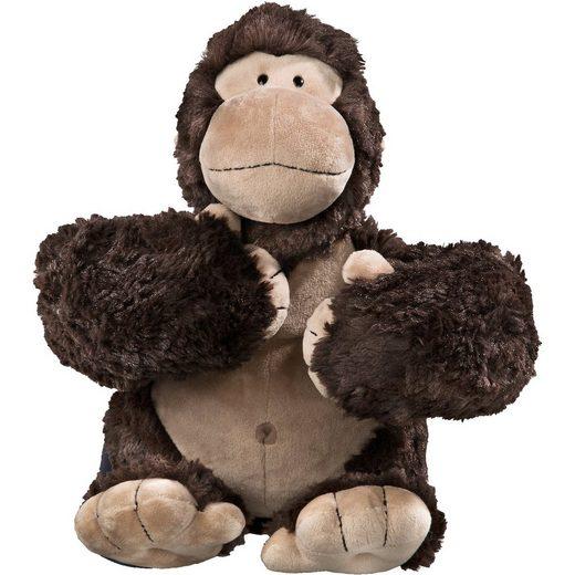 Nici Gorilla Torben sitzend mit Funktion in Geschenkbox, 30cm (41