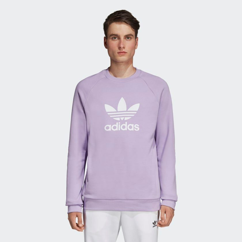 adidas Originals Sweatshirt »Trefoil Warm Up Sweatshirt« adicolor online kaufen | OTTO