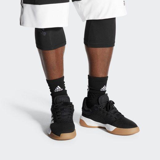 adidas Performance »Pro Adversary Low 2019 Schuh« Trainingsschuh Cloudfoam
