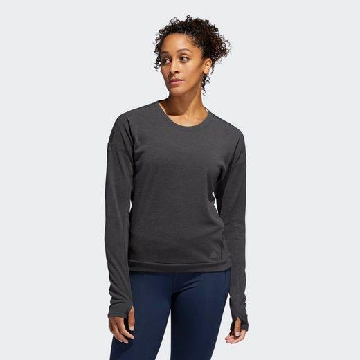 adidas Performance Sweatshirt »Supernova Run Cru Sweatshirt« Supernova