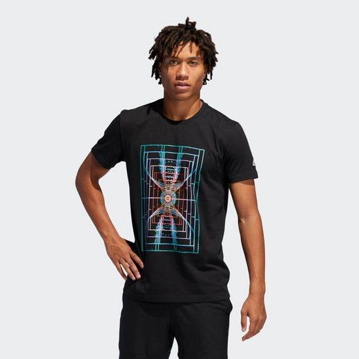 adidas Performance T-Shirt »Future Court T-Shirt« Clima;Icon