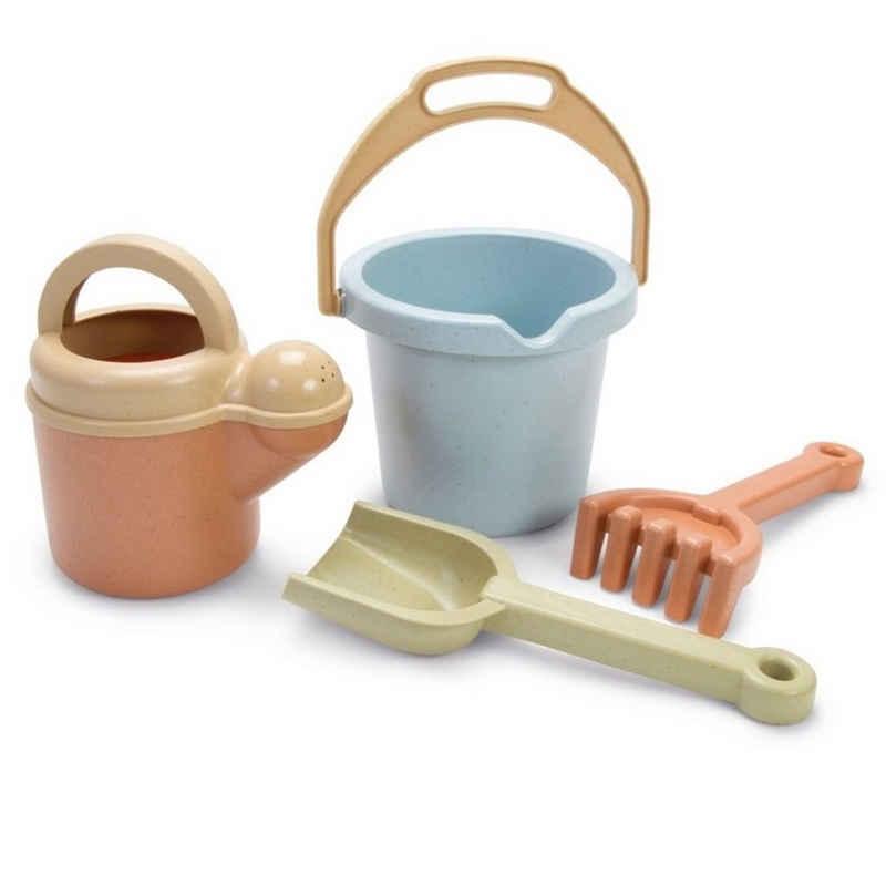 dantoy Spiel, »Bio Gartenspielzeug Sandkasten-Spielzeug für Kinde«