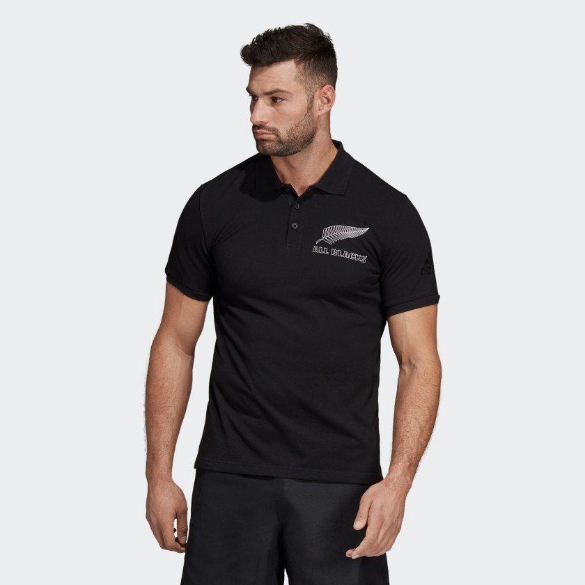 adidas Performance Poloshirt »All Blacks Poloshirt« online kaufen   OTTO