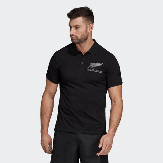 adidas Performance Poloshirt »All Blacks Poloshirt«